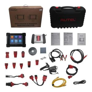 China AUTEL MaxiSYS Pro MS908P Autel Diagnostic Tools / Diagnostic System With WiFi on sale
