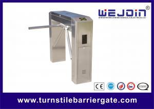 China 自動三脚のアクセス管理の回転木戸のゲートはとの状態を渡すことを示します on sale