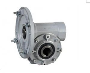 China WJ Series Aluminium Alloy Worm Gear Reduction Gearbox for Trowelling Machine on sale