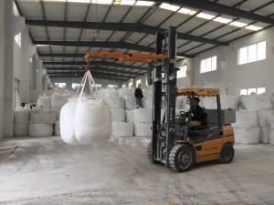 China Bk China Hot API-13A Standard BaSO4 Oil Drilling Grade Barite Powder Barium Sulfate on sale