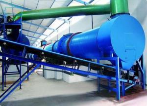 China Organic  Fertilizer Production line ( Organic Fertilizer Plant) on sale