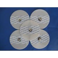 China Disposable ECG Electrodes Pads Foam Material For Adult / Pediatric TP8688 on sale