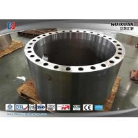 China ASTM ASME DIN JIS ISO BS API ENA105 LF2 Ball valve body Stainless Steel Forging on sale