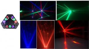China Super Bright Waterproof LED Light Bar 150 Watt Rated Power Infinite Moving Pan / Tilt on sale