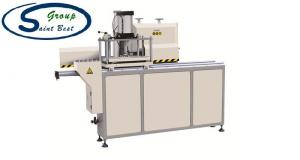 China Automatic End Milling Machine with 4 Knives / Aluminium Window Making Machine on sale