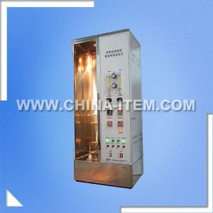China IEC60332-1-2 Single Wire Cable Tracker Tester on sale