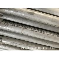 Bevelled Ends SS304 316 Seamless Stainless Steel Tube For Heat Exchangers
