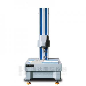 China Single Column Universal Material Electronic Tensile force Testing Machines for Peel Adhesion on sale