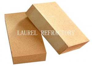 China Fire Clay Insulating Fire Brick Of Refractoriness 1670 ℃ To 1770 ℃ For Coke Ovens on sale