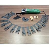 Oscillating Multitool Quick Release Saw Blades Set With Fast Cutting Efficiency