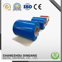China Erosion Resistant Aluminium Colour Coated Sheet , Epoxy Coated Aluminium Sheet For Exterior on sale
