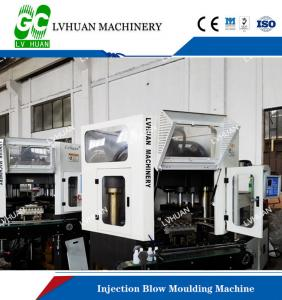 China Cosmetic Plastic Injection Blow Molding Machine Energy Saving High Production on sale