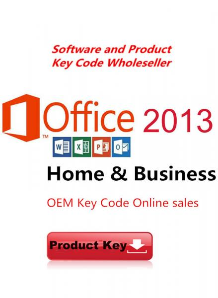 Microsoft office 2013 product key for office home and - Windows office home and business 2013 ...