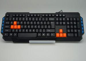 China Shockproof Gaming Mechanical Keyboard Backlit Keyboards For PC on sale