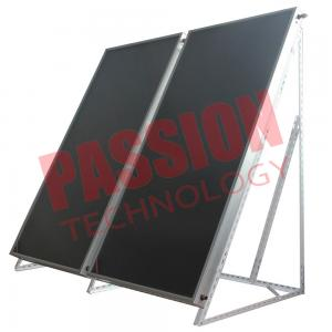 China High Performance Flat Plate Thermal Solar Collector on sale