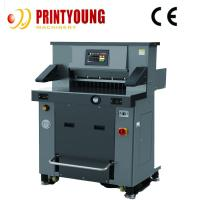 China FN-H490T V7 Hydraulic Min. cutting 30mm/1.18 Guillotine Paper Roll  Cutting machine on sale