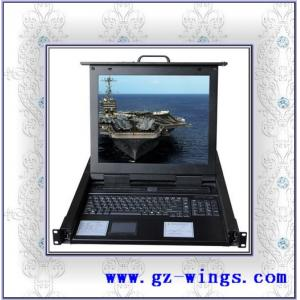 """China WS503-17""""LCD KVM Switch on sale"""