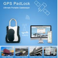 aluminum alloy GPS-monitoring Lock Container transport security system / shipping container/asset tracking