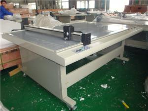 China Automatic Cloth Sample Cutting Machine Special Cutting Knife And Plotting Pen on sale