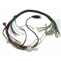 18 AWG Motorcycle Custom Wiring Harness , JST Connector Cable And Harness Assembly