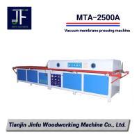 JINFU MTA-2500 Vacuum Membrane Pressing machine/woodworking machinery