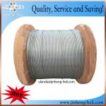 Galvanized steel wire strands BS 183 Stay wire Guy wire ASTM A 475