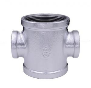 China Professional Malleable Iron 1/2 Inch Nickel Plating Brass Compressio Pipe Fitting on sale