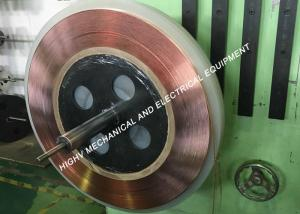 China Power Industry Copper Foil Conductive Tape 150mm/300mm Inner Diameter on sale