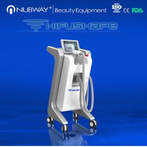 China Best Professional Beauty Equipment Ultrasonic High Intensity for weight loss hifu on sale