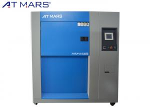 China Ceramics Thermal Shock Test Chamber , 3 Zone Temperature Shock Testing Equipment on sale