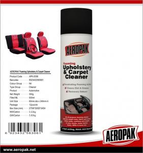 China All purpose foaming cleaner Interior & carpet spray foam cleaner on sale