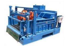China 24.3Hz 2×2.2kw Balanced Elliptical Shale Shaker, screening machines on sale