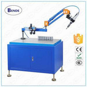 China Horizontal pneumatic threading machine with CE on sale