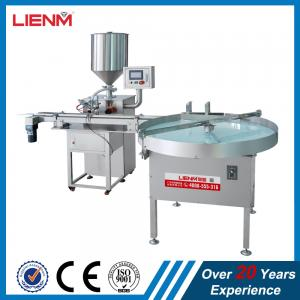 China High Quality Single Head Paste Face Cream Production Line Packing Machinery on sale