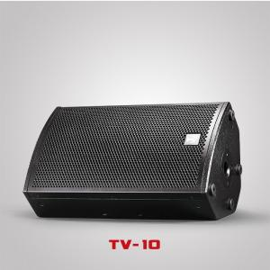 China 10 inch Fashion Passive Powerful Conference Bar DJ Sound Box Speaker  TV-10 on sale