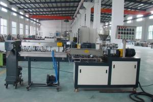 China PPR PE Pipe Production Line , Fully Automatic Plastic Extrusion Equipment on sale