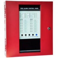 4 Zone Class B Conventional Fire Alarm System Control Panel 90VAC - 270VAC , 50 Hz