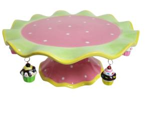 China Pedestal Cake Stand on sale