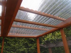China X-Profile Polycarbonate Hollow Sheet with Light transmission on sale