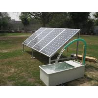 270W 24V DC Solar panels water pump inverter machine cutomize