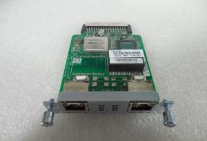 China Multiplexed Data / Voice Cisco Interface Cards MFT VWIC3s T1/E1 Long Service Time on sale