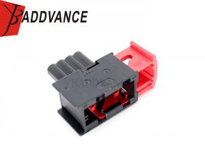 China 4 Way Amp Electrical Connectors , Tyco JPT Connector PBT GF20 144998-5 on sale