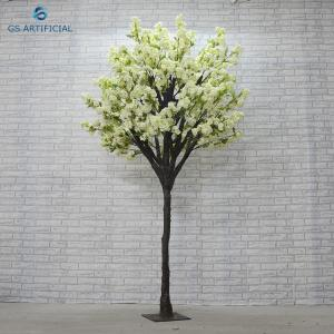 China Holiday Street Decoration Flower Artificial Cherry Blossom Tree No Need Take Care on sale