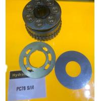 Komatsu excavator PC78US-6 Hydraulic swing motor parts/replacement parts/repair kits