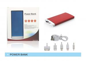 China 2013 Hot selling 5000mAh portable power bank for Iphone/Ipad/Samsung/HTC on sale