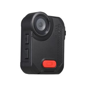 China Portable Waterproof Body Video Camera IP65 H.264 MPEG4 Video Format Black Color on sale