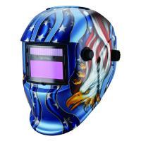 Custom Welding Mask For MIG TIG Arc Welding Best Welding Helmet Decals American Flag Eagle Welding Hood