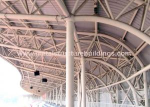 China Q235 Q345B Prefab Agricultural Buildings Steel Structure For Warehouse on sale