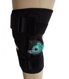 China KN -11 Anti Static Waterproof Medical Knee Brace For Meniscus Tear With Magic Tape on sale