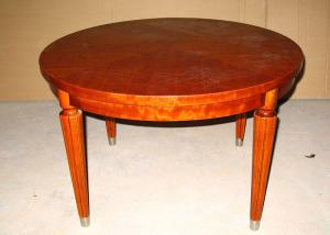 China Antique Mahogany Bedroom Furniture Modern Wood Coffee Table With SGS on sale